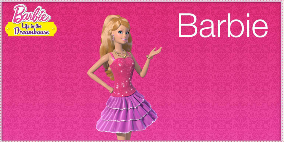 Barbie Life in the Dreamhouse (2012)